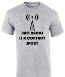 Ham Radio is a contact sport