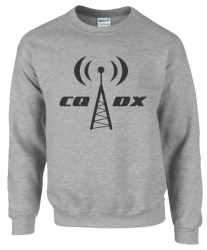 CQ DX Sweatshirt