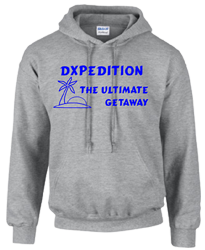 DXpedition The Ultimate Getaway Hoodie