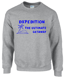 DXpedition The Ultimate Getaway Sweatshirt