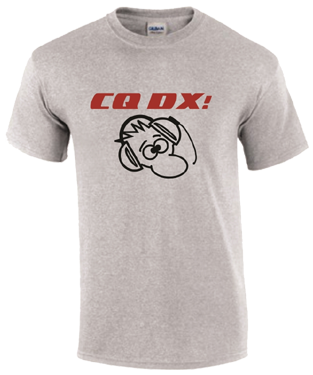 CQ DX! DX Guy