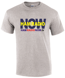 Ham Radio Now T-Shirt