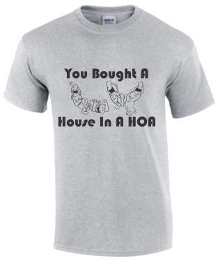 You Bought a House in a HOA?